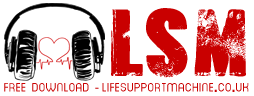 LifeSupportMachine.co.uk  logo